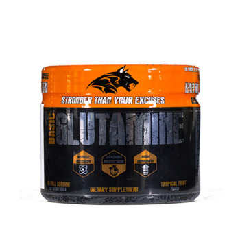 Amarok Basic Glutamine 300g - tropical fruit