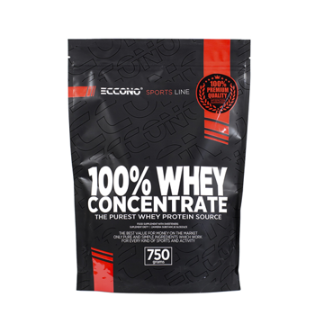 Eccono 100% Whey Protein 750g