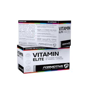 Formotiva Vitamin Elite 60 kaps